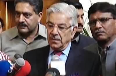 Panama Leaks: Khawaja Asif & Chaudhry Nisar Facing Difficulties To Defend