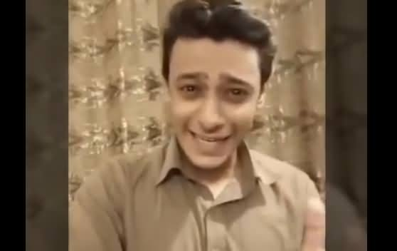 Parody of Famous Pakistani Politicians By A Talent Guy Ali Saeed