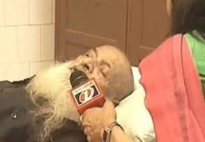 Pas e Parda - 4th July 2013 (Exclusive Abdul Sattar Edhi)