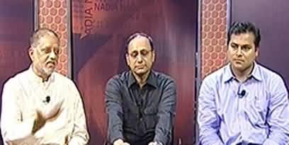 Pas e Parda - 5th July 2013 (Sindh Ka Baldiyati Nizam,Awam Ko Ikhtiar Kab Mile Ga)