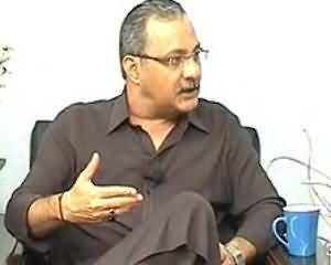 Pas e Parda (Are Political Parties Afraid Of Operation In Karachi) - 30th August 2013