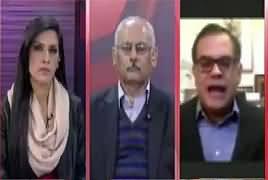 Pas e Parda (Dharna Khatam Karne Mein Ahem Kirdar Kis Ka) – 27th November 2017