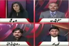 Pas e Parda (Election Se Pehle Siasi Joor Toor) – 9th May 2018