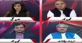 Pas e Parda (Few Weeks Left in General Elections) – 21st June 2018