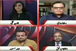 Pas e Parda (Future of Nawaz Sharif And Maryam Nawaz) – 19th March 2018