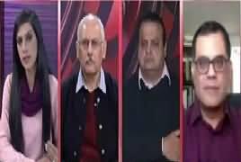 Pas e Parda (Imran Khan Aur Zardari Aik Sath) – 15th January 2018