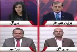 Pas e Parda (Khawaja Asif Ka Bayan) – 25th October 2017