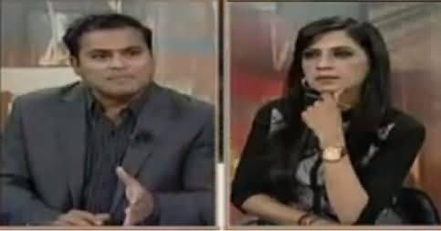 Pas e Parda (Pak Sar Zameen Party Vs MQM) – 18th April 2016