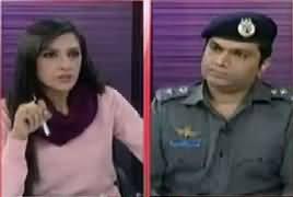 Pas e Parda (Police Aur Awam Sath Sath) – 8th February 2018