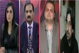 Pas e Parda (PTI Phir Dharne Ke Liye Tayyar) – 6th November 2017