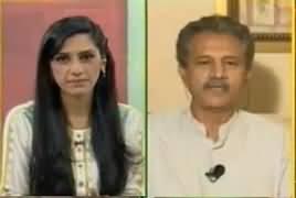 Pas e Parda (Waseem Akhtar Exclusive Interview) – 18th April 2017
