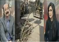 Pas e Parda (Water Crisis in Karachi) – 28th December 2015