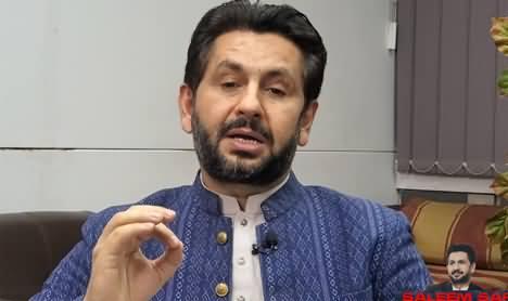 PDM or PTI ... Who Is Pushing on Indian Agenda? Saleem Safi's Analysis