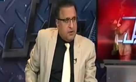 People Think Imran Khan Is Real Opposition And Zardari & Nawaz Are Same - Rauf Klasra