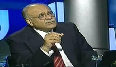 Personal Grudge Against PTI: Najam Sethi Declares Herald Survey Incredible