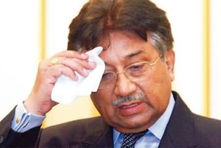 Pervez Musharraf Ailment Was A Drama, He Can Be Sentenced To Death - Washington Post