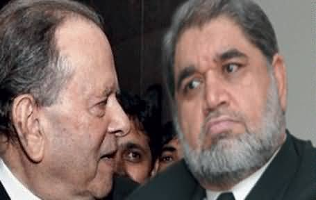 Pervez Musharraf And Govt Lawyers Kept Fighting in the Court Before Judges
