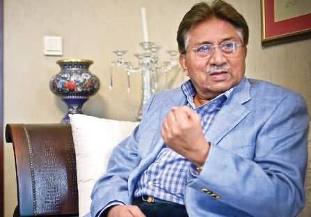 Pervez Musharraf Blames General (R) Kayani for Delay in Action Against Taliban