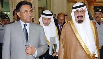 Pervez Musharraf Can Go Saudi Arabia Or UAE For His Heart Treatment
