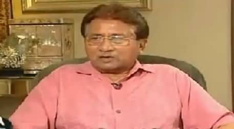 Pervez Musharraf Comments on Nawaz Sharif's Waving Hand to Modi