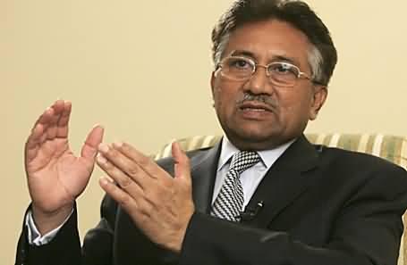 Pervez Musharraf Dismiss All APML Members and Finish His Political Activities