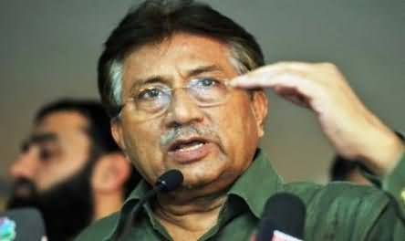 Pervez Musharraf Family Considering To Take Him Out of Pakistan For Treatment