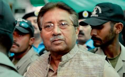 Pervez Musharraf Insisting to Go Out of Pakistan For Angiography