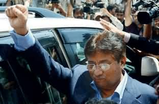 Pervez Musharraf is Ready to Leave Pakistan - Free From House Arrest