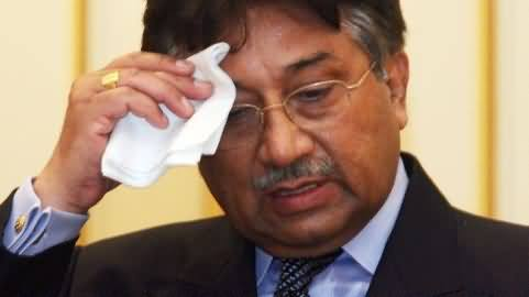 Pervez Musharraf Requests Federal Govt to Remove His Name From ECL