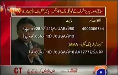 Pervez Musharraf's Assets Increased Rapidly After 1999 And He Became A Billionaire