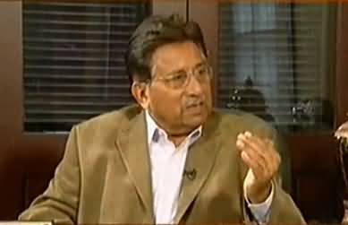 Pervez Musharraf Views on Petrol Crisis and Role of PMLN Govt