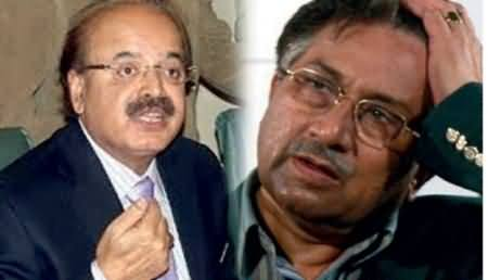 Pervez Musharraf Will Leave Pakistan After 4 Days - Manzoor Wassan