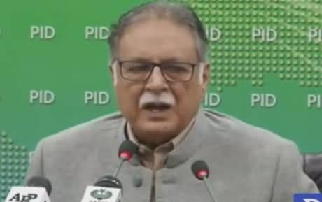 Pervez Rasheed Complete Press Conference Against Imran Khan