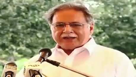 Pervez Rasheed Ka Duhra Chehra, Imran Khan Ke Liye Aur, Zardari Ke Liye Aur