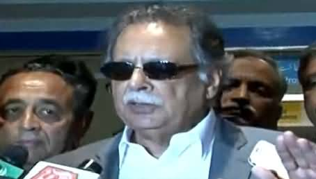 Pervez Rasheed Started Copying Imran Khan By Wearing Goggles At Night