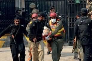 Peshawar: Blast During Polio Awareness Ceremony, 6 Dead Many Injured