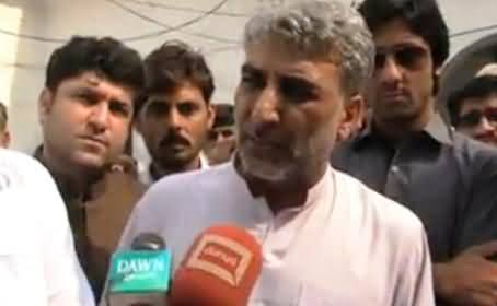 Peshawar Police Arrests PTI Member Without Letting Family Members Know