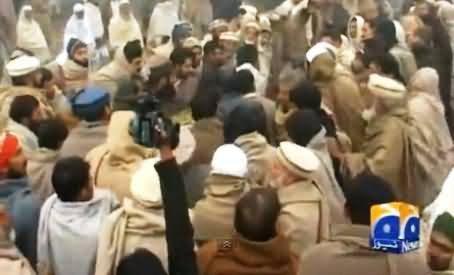 Peshawar Tragedy: Funeral Prayers Offered For Nine Peshawar Martyrs in Charsadda