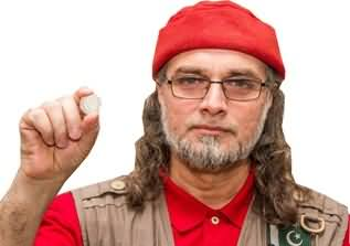 Petition Filed Against Zaid Hamid in Supreme Court for Planning Mutiny in Pak Army