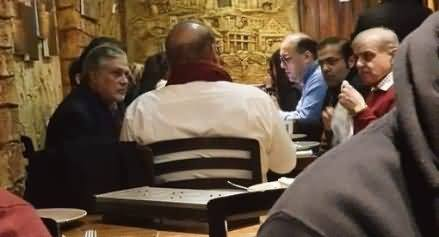 Picture of Nawaz Sharif's Breakfast at London's Most Expensive Restaurant Goes Viral