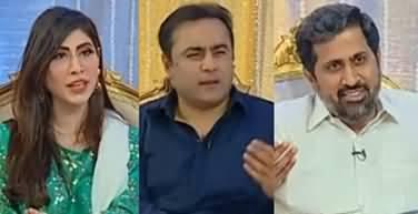 Piyari Eid (Guests: Fayaz Chohan, Hina Butt, Mansoor A Khan) - 24th May 2020