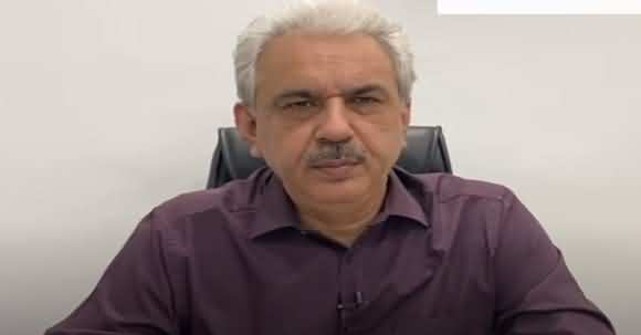 PM Imran Khan Removed Chairman FBR, Does This Link To Qazi Faez Isa Case? Arif Hameed Bhatti Analysis