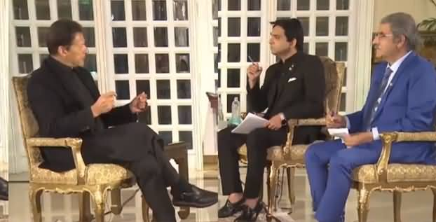 PM Imran Khan's Interview on BOL Tv With Sami Ibrahim And Jameel Farooqi - 15th January 2021