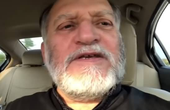 PM Imran Khan's US Visit And Qadiani Lobby - Orya Maqbool Jan Analysis