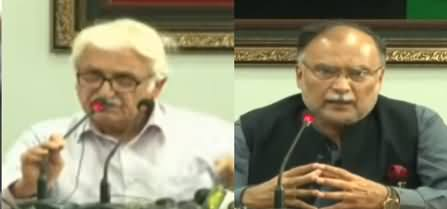 PML-N And PPP's Leaders Joint Press Conference in Karachi - 2nd September 2020