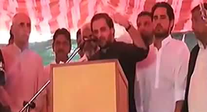 PML-Qs MNA Hussain Elahi lashes out at PTI govt