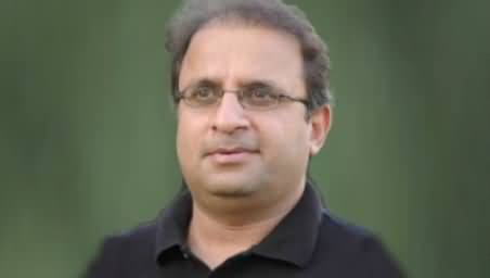 PMLN Could Not Tolerate Criticism: Rauf Klasra Banned By PTV on the Orders of Pervez Rasheed
