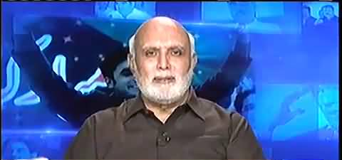 PMLN government has no other option than to call for the early elections - Haroon Rasheed
