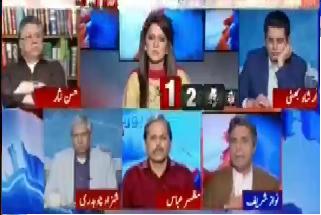 Report Card (PMLN Ki Intekhabi Muhim Kaun Lead Kare Gi?) - 13th November 2017
