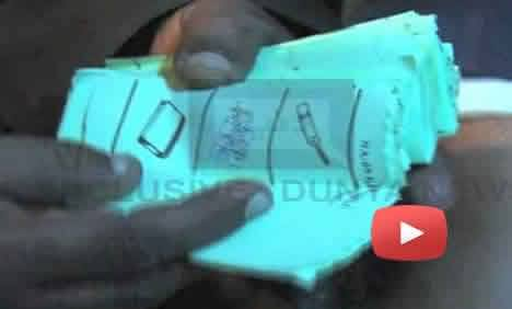 PMLN Rigging Exposed: Workers Forced People to Vote on Gun Point in NA-69